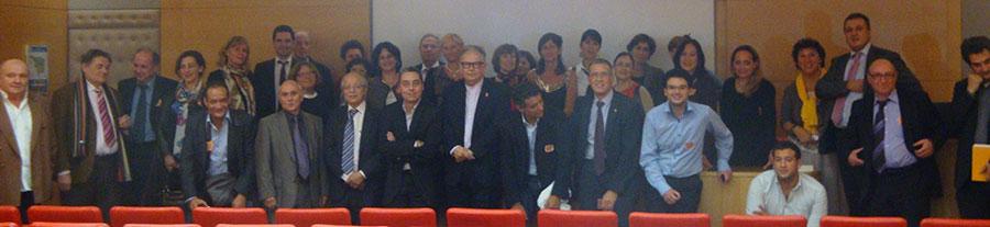 Groupe Astarté au Sénat