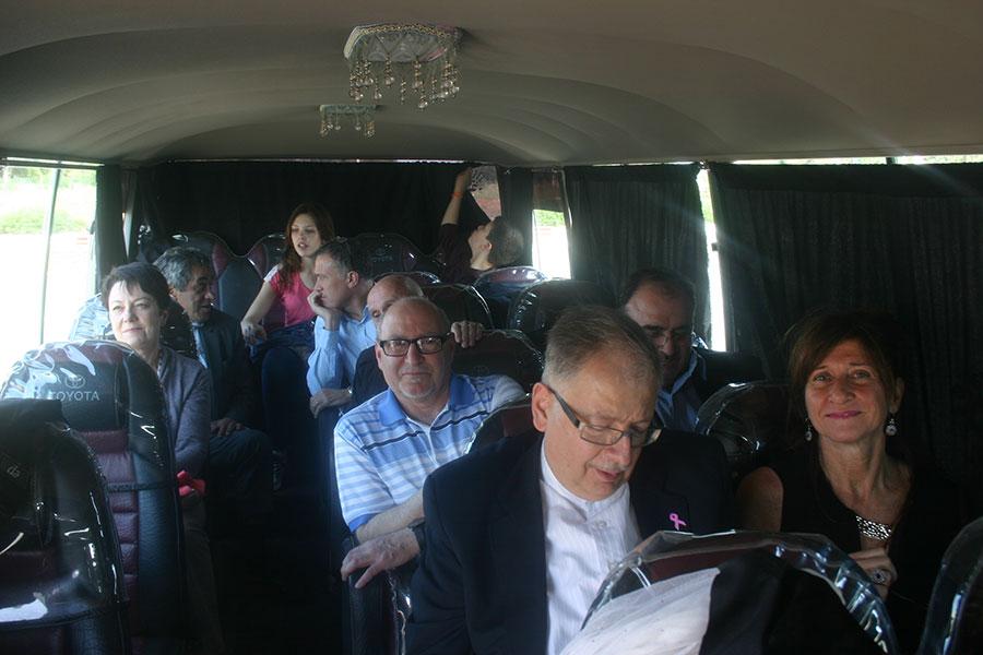4 mai 2013 Groupe Bus Oran vers Mostaganem